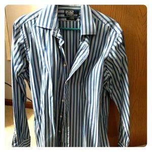 Polo Dress Shirt Medium M
